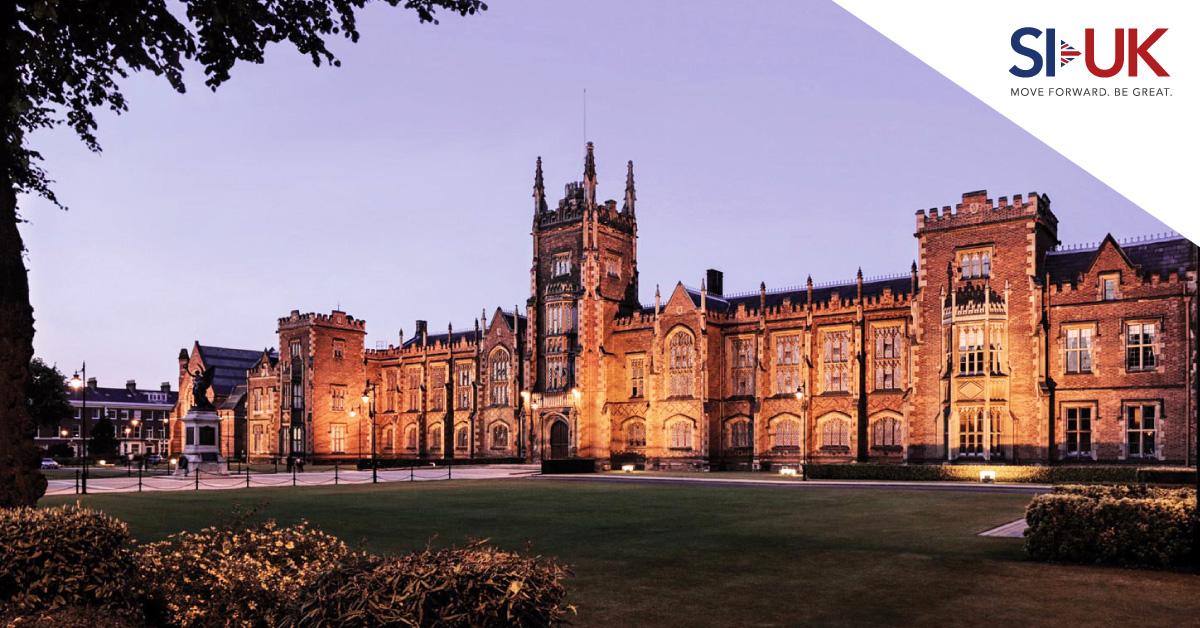 เรียนต่อ Queen's University Belfast ปรึกษาพี่ ๆ SI-UK ฟรี