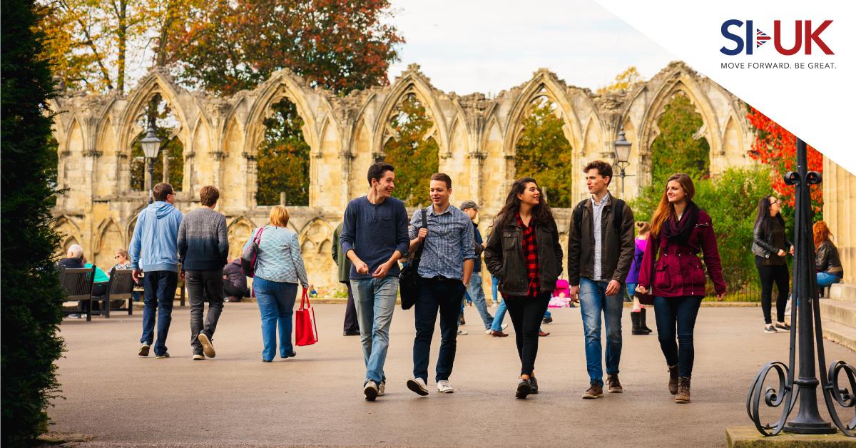 เรียนต่อ University of York ที่ประเทศอังกฤษ ปรึกษา SI-UK ฟรี