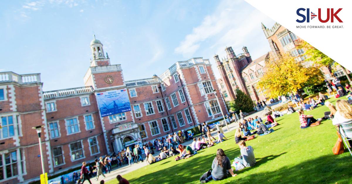 ศึกษาต่อที่ Newcastle University   ปรึกษาพี่ๆ SI-UK