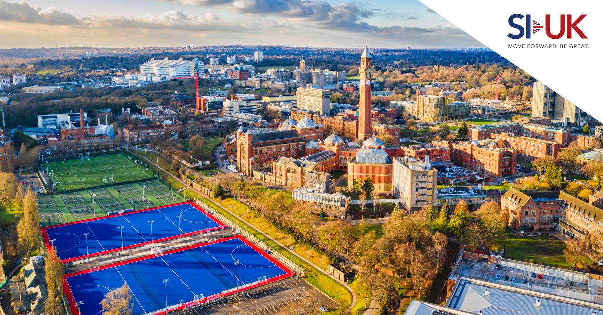 เรียนต่อ University of Birmingham สามารถปรึกษา SI-UK ฟรี