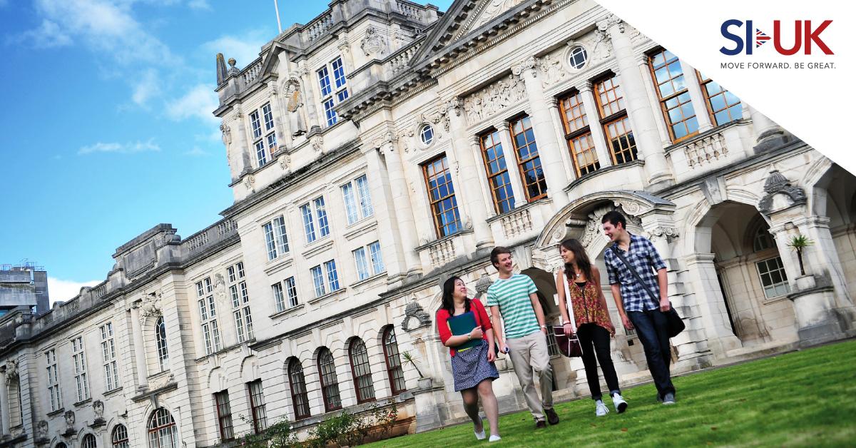 เรียนต่อที่ Cardiff University ประเทศอังกฤษ