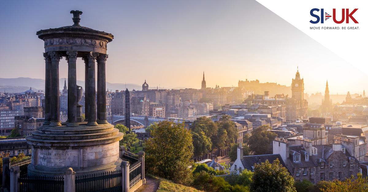 เรียนต่อ University of Edinburgh ประเทศอังกฤษ | ปรึกษา SIUK ฟรี