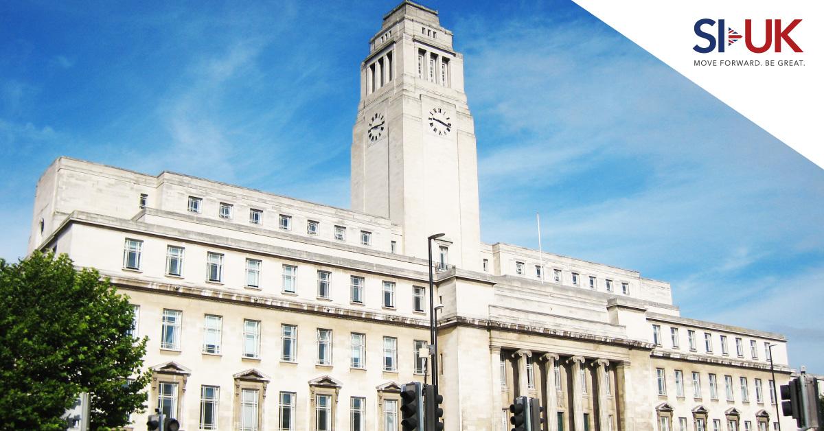 ปรึกษาเรื่องเรียนต่อที่ University of Leeds ฟรี   SI-UK