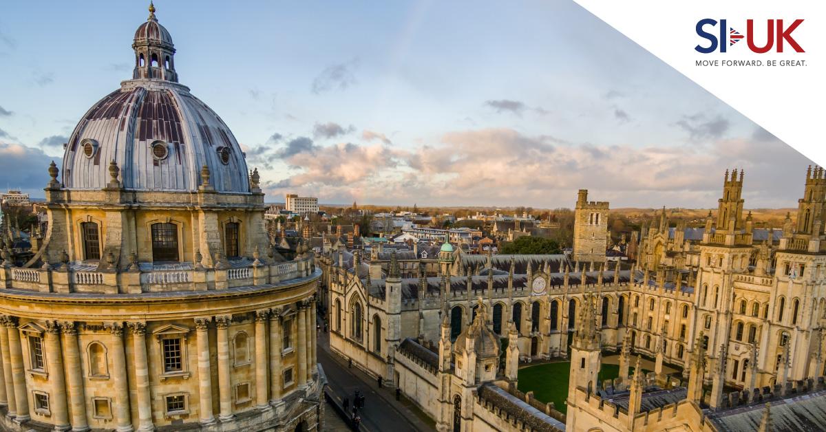 เรียนต่อที่ มหาวิทยาลัย Oxford | ปรึกษา SI-UK ฟรี