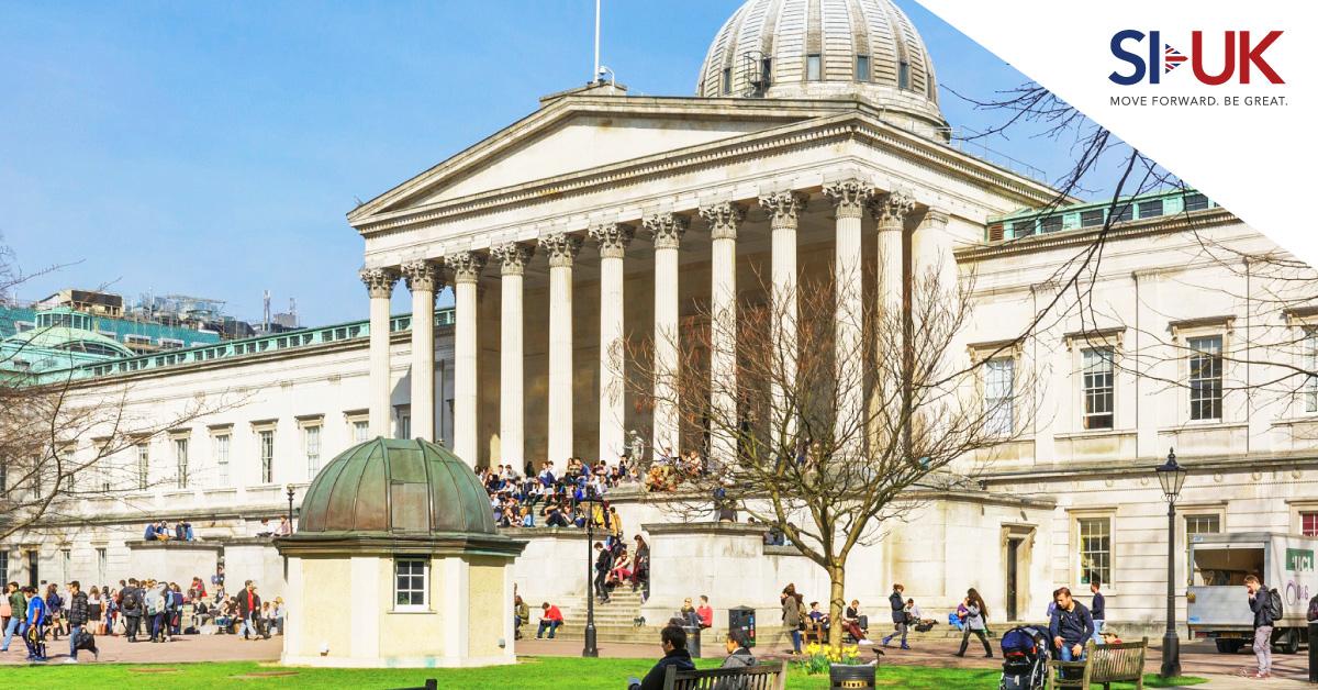 เรียนต่อที่ University College London (UCL) | SI-UK