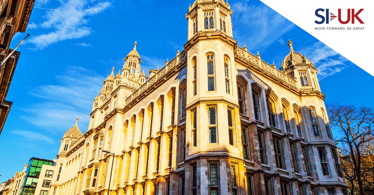 เรียนต่อที่ King's College London สหราชอาณาจักร   ปรึกษา SI-UK