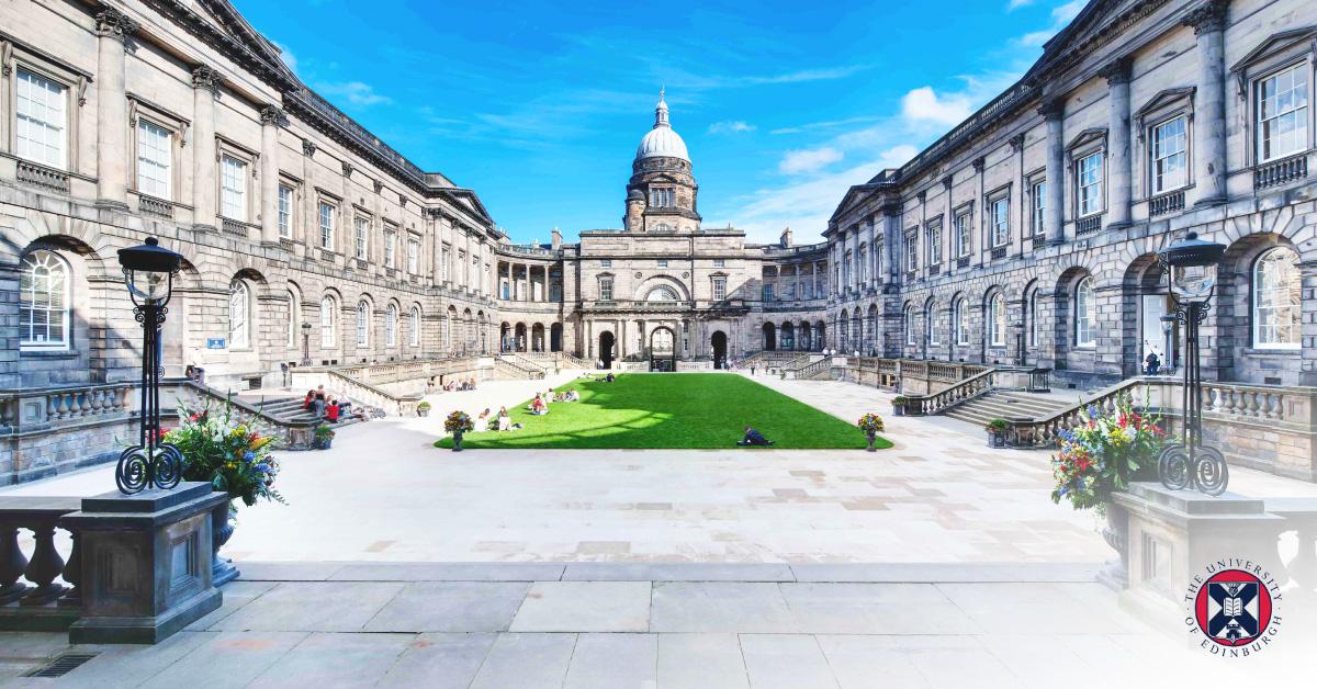 เรียนต่อสาขาจิตวิทยาที่อังกฤษ Edinburgh