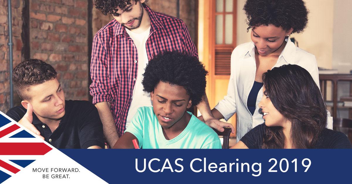 UCAS Clearing 2019