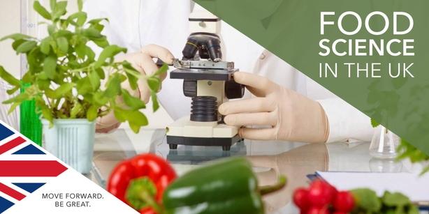 food science in uk