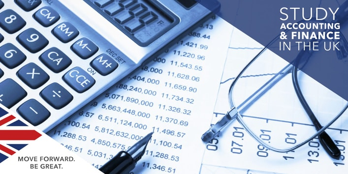 study finance in UK