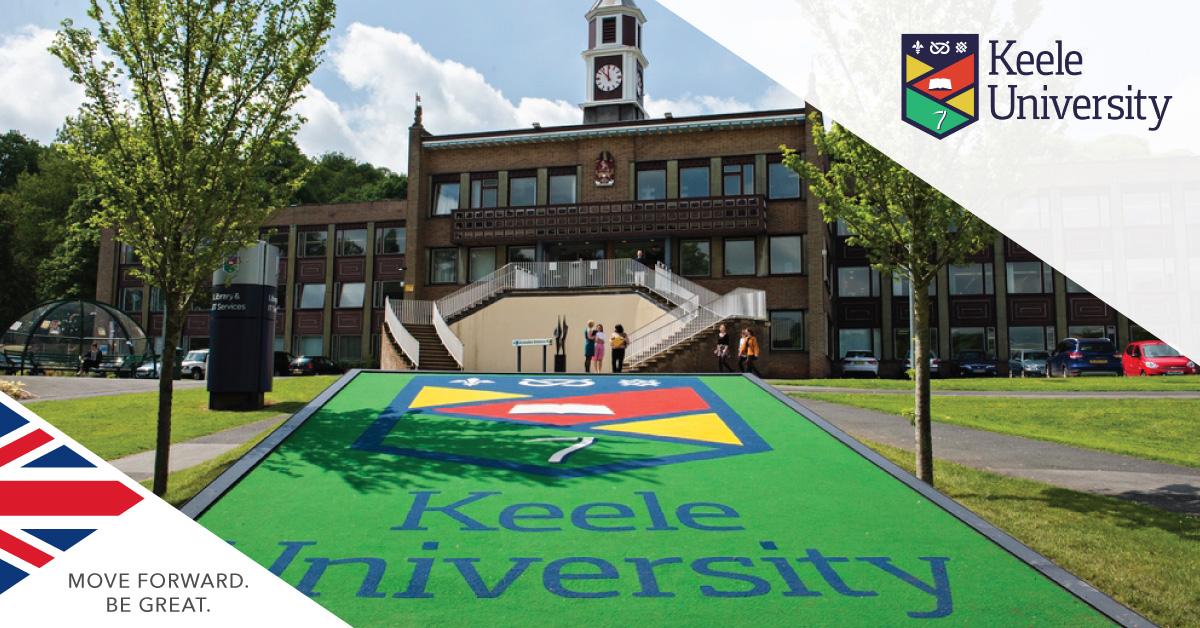 Keele University Online Webinar