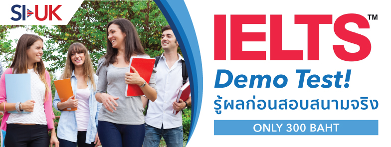 SI-UK IELTS Demo Test