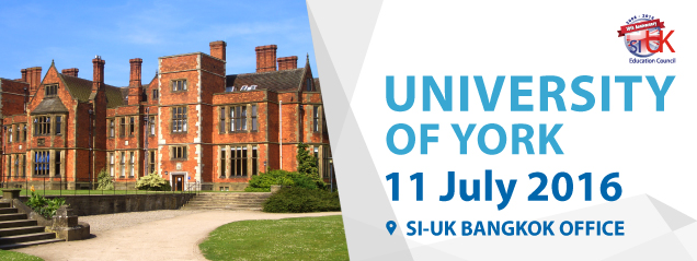 University of York at SI-UK