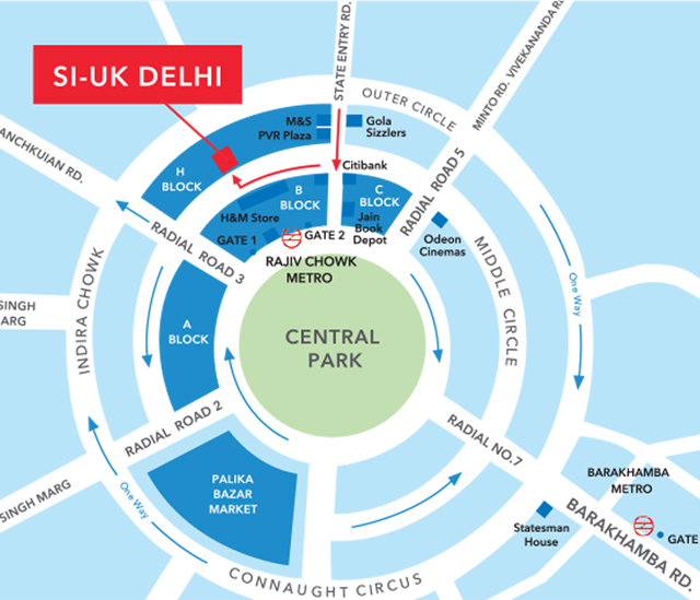 SI-UK Delhi