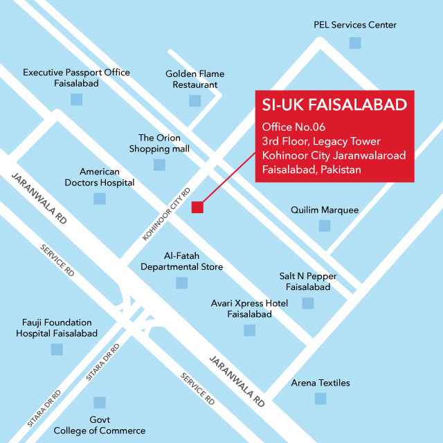 SI-UK Faisalabad