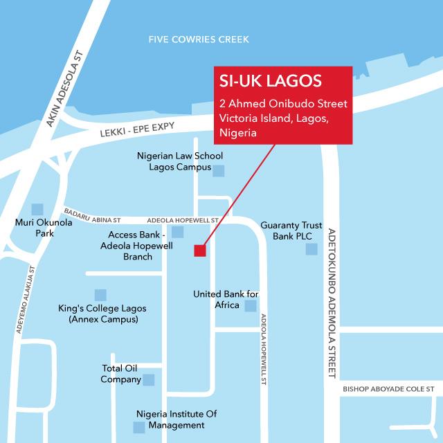 SI-UK Lagos