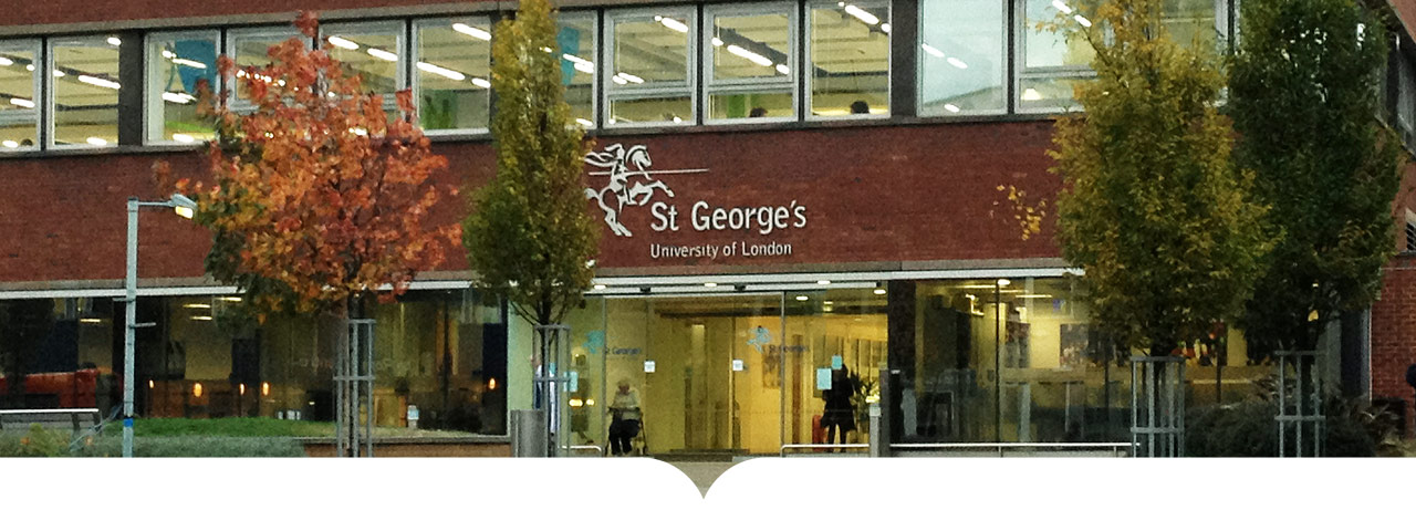St Georges University of London