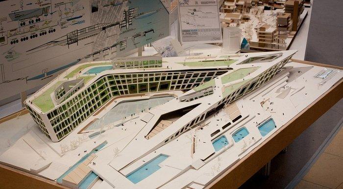 การออกแบบและการวางผังเมือง