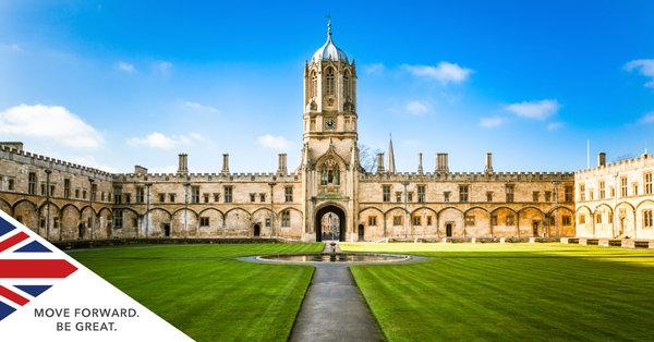 มหาวิทยาลัยในอังกฤษ