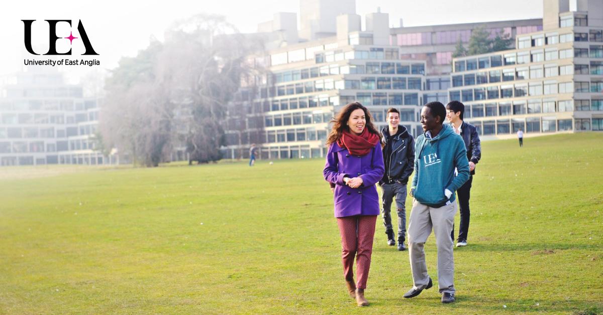 เรียนต่อมหาวิทยาลัย East Anglia