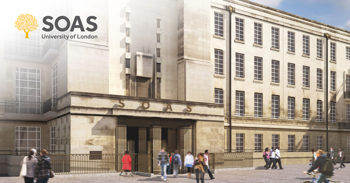 เรียนต่อมหาวิทยาลัย SOAS University of London