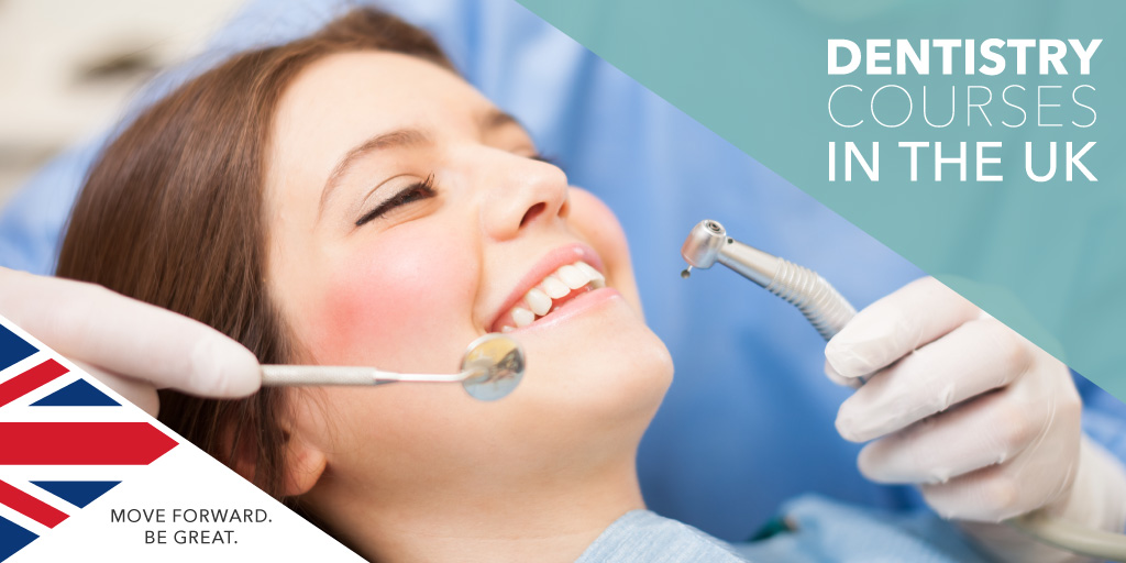 Dentistry courses in the UK